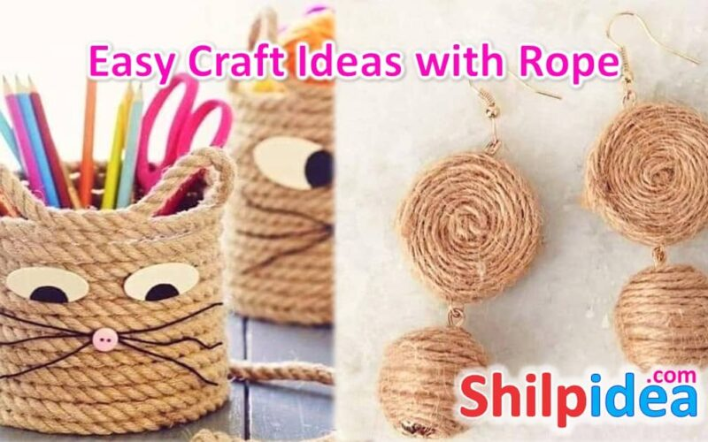 easy-craft-ideas-with-rope-shilpidea