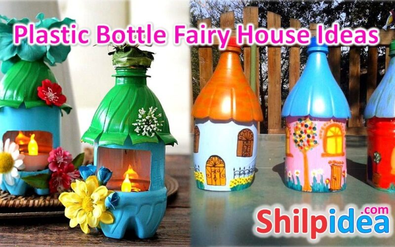 plastic-bottle-fairy-house-ideas-shilpidea