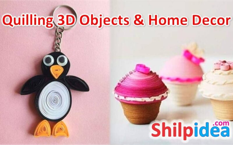 quilling-3d-objects-ideas-shilpidea