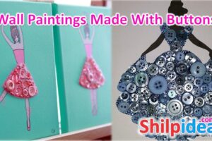 wall-paintings-made-with-buttons-shilpidea