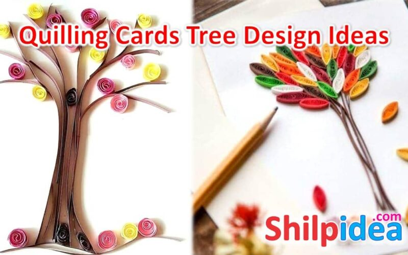 quilling-cards-tree-ideas-shilpidea