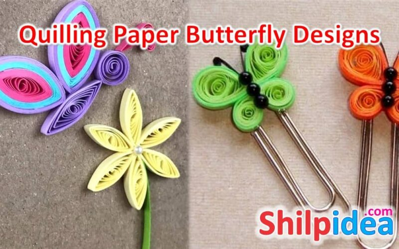quilling-paper-butterfly-designs-shilpidea