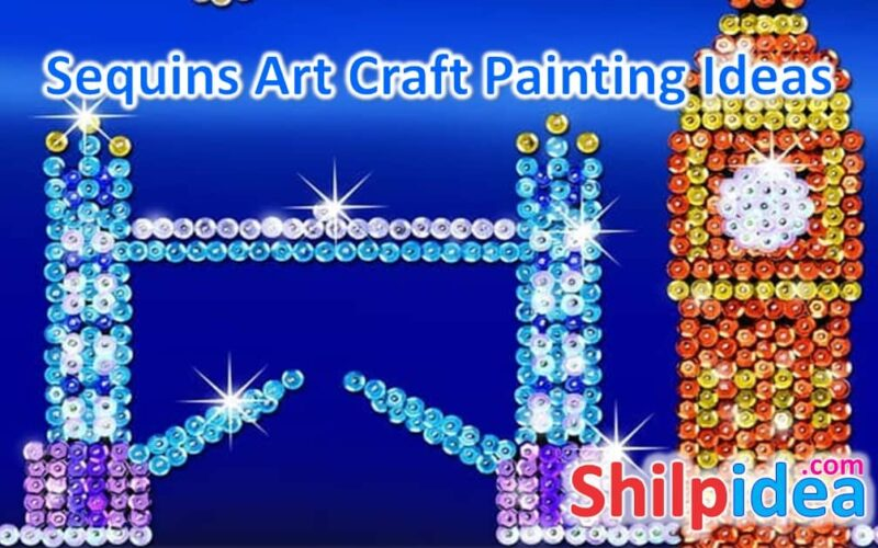 sequins-art-craft-ideas-shilpidea