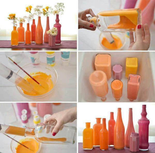 recycle-glass-bottle-using-fabric-paint-shilpidea