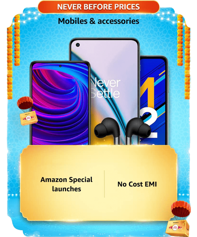 Biggest Discount on Mobiles