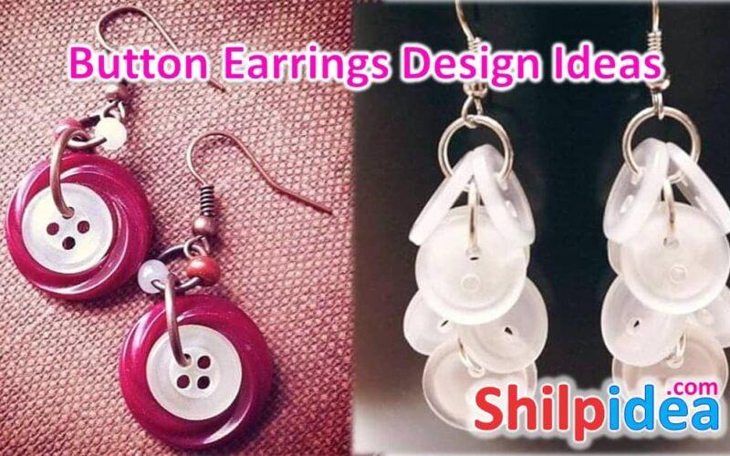 button-earrings-ideas-shilpidea