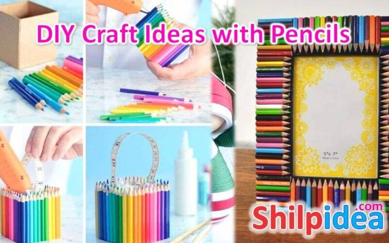 diy-pencil-craft-ideas-shilpidea