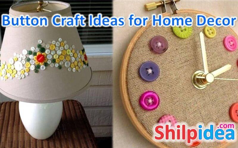 button-craft-home-decor-ideas-shilpidea