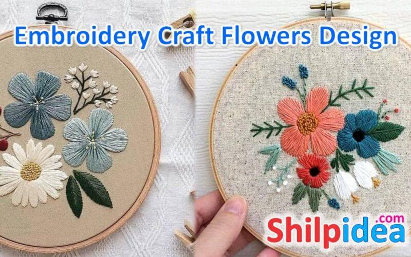 embroidery-craft-flowers-design-ideas-shilpidea
