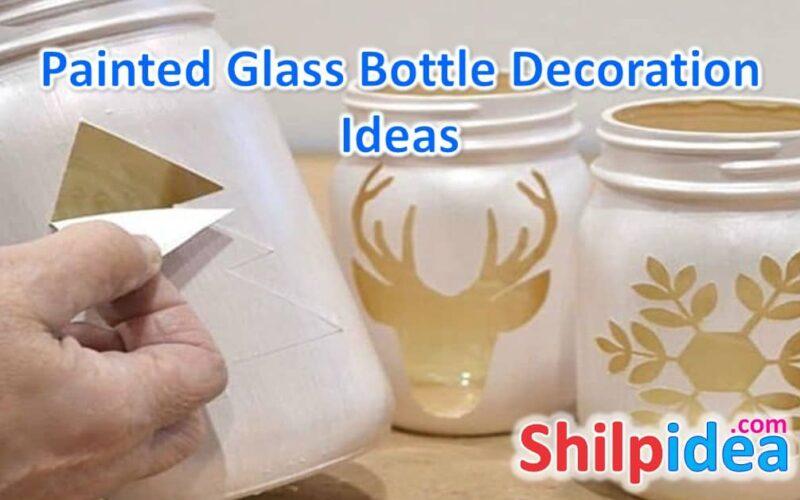 painted-glass-bottle-decoration-ideas-shilpidea