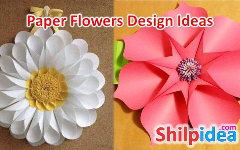 paper-flower-design-ideas-shilpidea