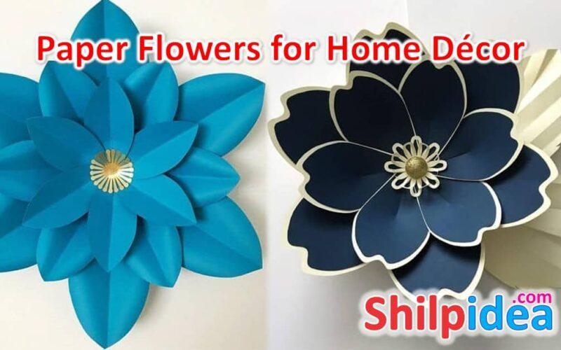 paper-flower-for-home-decor-shilpidea